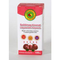 Sun Moon Szőlőmag kivonat 500 mg kapszula (100 db)