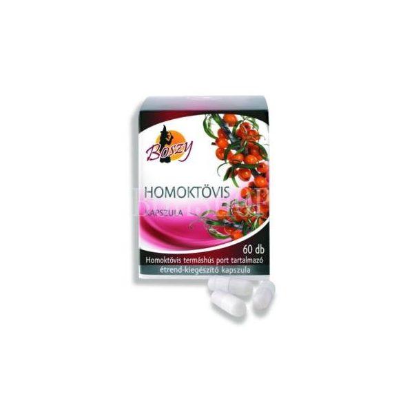 Gyógyfű Boszy Homoktövis kapszula (60 db)