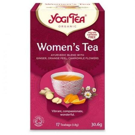 Bio Yogi Női tea (30 g)