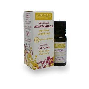 Aromax Szaunaolaj Relaxáló (10 ml)
