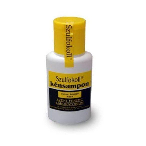 Szulfokoll Kénsampon (150 ml)