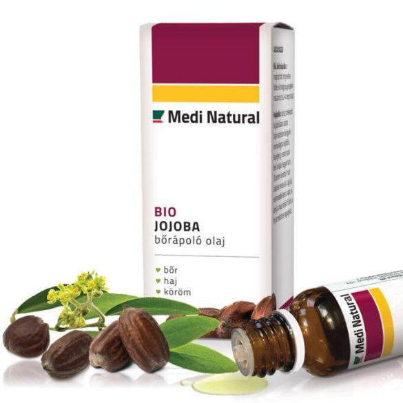 MediNatural Jojoba olaj (20 ml)