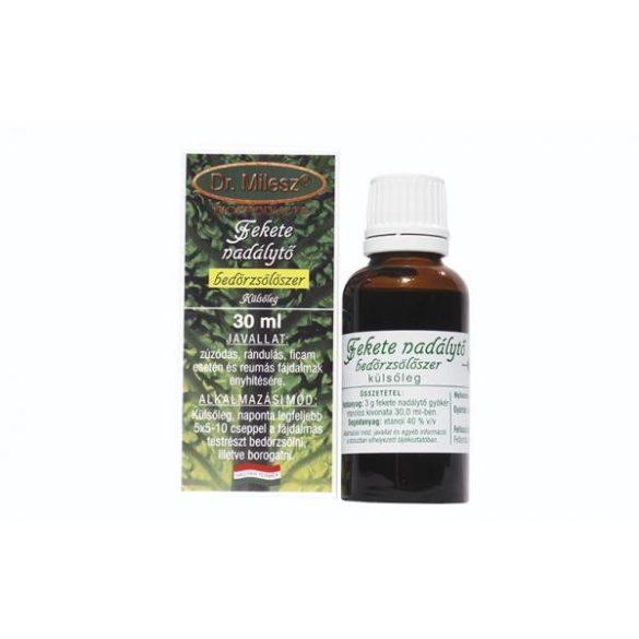 Dr. Milesz Fekete nadálytő bedörzsölőszer (30 ml)
