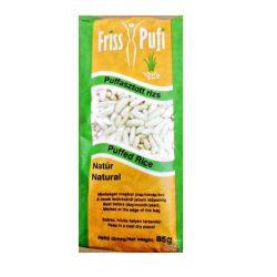 Friss pufi Puffasztott rizs natúr (85 g)