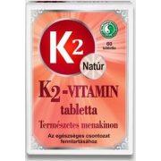 Dr. Chen K2-vitamin tabletta (60 db)