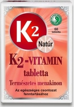 Dr. Chen K2-vitamin tabletta (60 db)