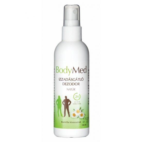 BODY MED izzadásgátló spray Natural (100 ml)
