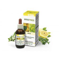 FitoTree Baktériumölő, fertőtlenítő grapefruit, teafa, rozmaring és kakukkfű olaj (30 ml)