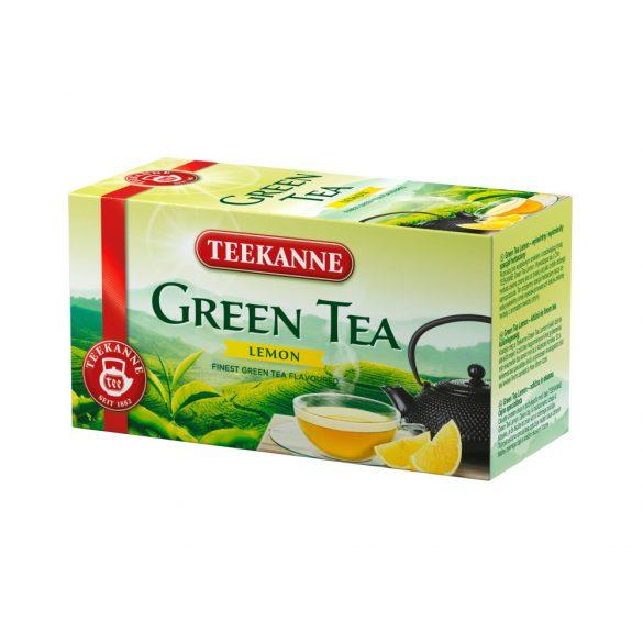 Teekanne Zöld tea Gyömbéres-citromos filteres tea (20 db)