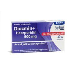 JutaVit Diozmin + Heszperidin 500mg filmtabletta (30 db)