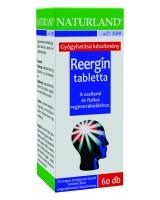 Naturland Reergin tabletta (60 db)