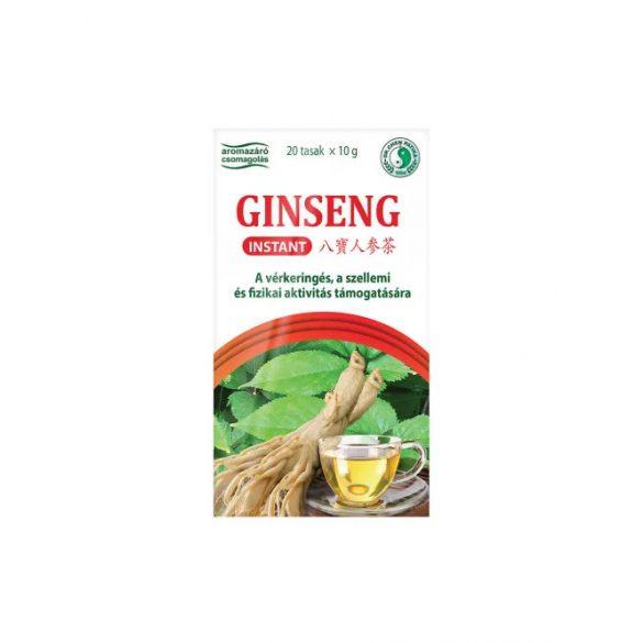 Dr. Chen Ginseng instant tea (20 x 10 g)