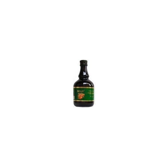 Solio Hidegen sajtolt Földimogyoró olaj üveges (500 ml)
