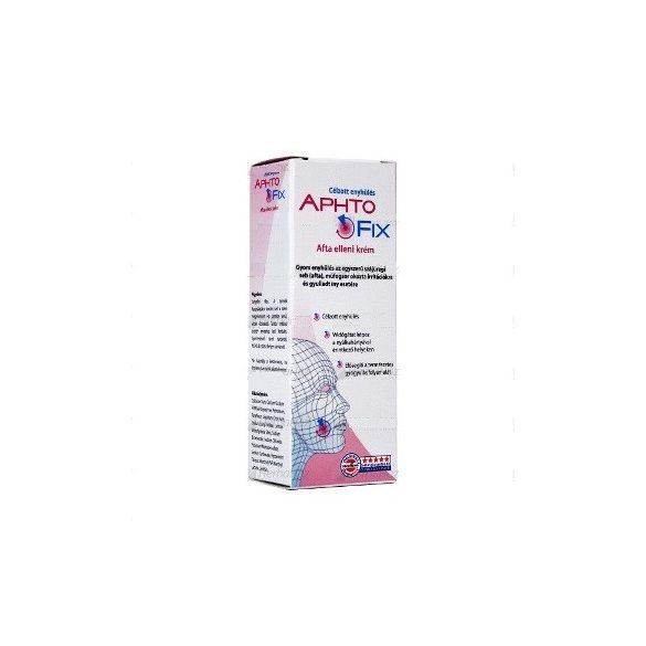 Jutavit AphtoFix Afta elleni krém (10 g)