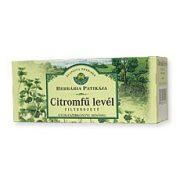 Herbária Filteres tea Citromfű levél (25x1 g)