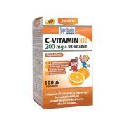 JutaVit C-vitamin 100 mg gyermekeknek & Family (60 db)
