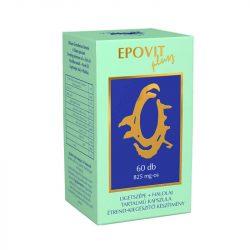 Bioextra Epovit Plusz Ligetszépe olaj + halolaj kapszula (60 db)