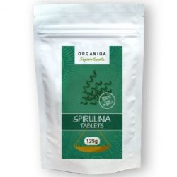 Bio Organiqa Spirulina tabletta (125 g)
