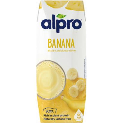 Alpro Szójaital Banános (250 ml)