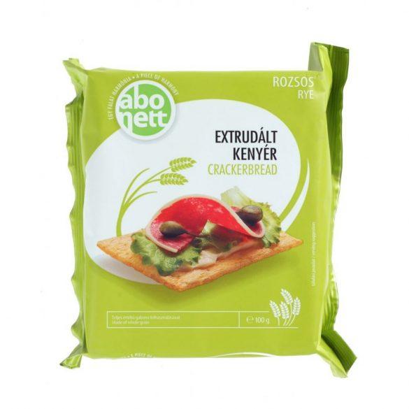 Abonett Extrudált kenyér, rozsos (100 g)