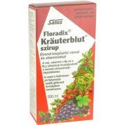 Salus Krauterblut szirup vashiányra (500 ml)