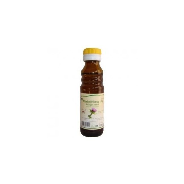 Biogold Hidegen sajtolt Bio Máritövismagolaj (100 ml)