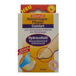 Chemoplast Hydrokolloidos Tyúkszemtapasz Szemes (6 db)