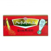 Dr. Chen Ginseng Royal Jelly Ampulla (10 x 10 g)