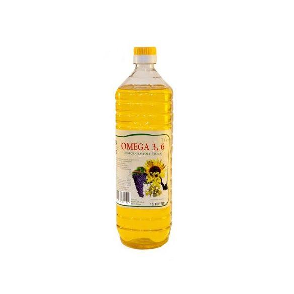 Biogold Omega 3 mix étolaj (1000 ml)