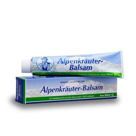 LACÚRE Alpenkräuter balzsam Alpesi gyógynövény emulzió (200 ml)