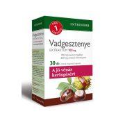 Interherb Napi 1 Vadgesztenye extraktum kapszula 100 mg (30 db)