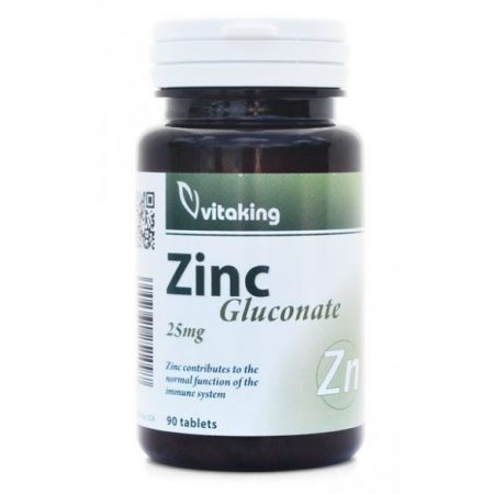 vitaking Cink 25 mg (90 db)