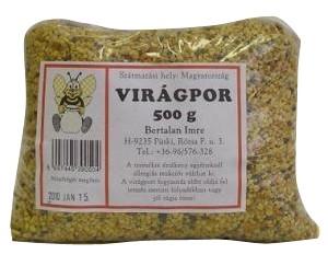 Bertalan Virágpor (500 g)