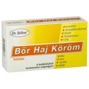Dr. Böhm Bőr-haj-köröm tabletta (60 db)