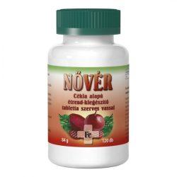Zöldvér Nővér cékla tabletta szerves vassal (120 tabletta)