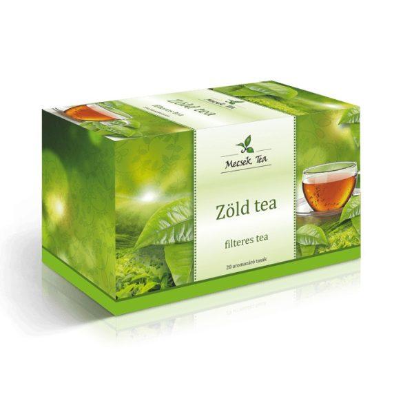 Mecsek Tea Zöld tea filteres tea (20 x 2 g)