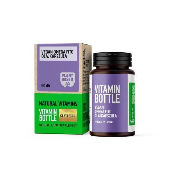 Vitamin Bottle Omega Fito Komplex olajkapszula (30 db)