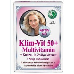Dr. Chen Klim-Vit 50+ Multivitamin (30 db)