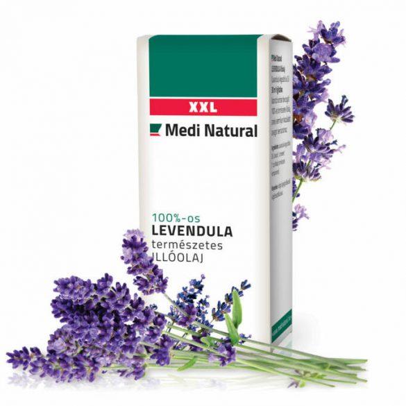 MediNatural XXL 100%-os Levendula illóolaj (30 ml)