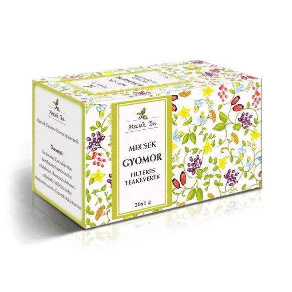 Mecsek Tea Gyomor filteres teakeverék (20 x 1,5 g)