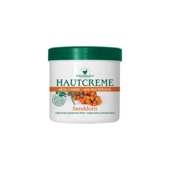 Herbamedicus Homoktövis krém (250 ml)