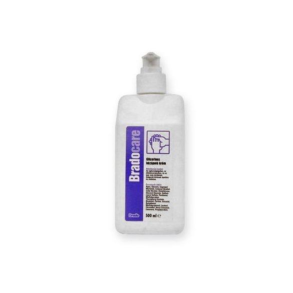Bradocare Glicerines pumpás kézápolókrém (500 ml)
