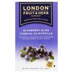 London Feketeribizli koffeinmentes tea (20 db)