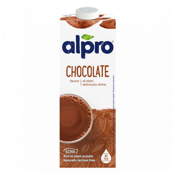 Alpro Szójaital Csokoládé (1000 ml)