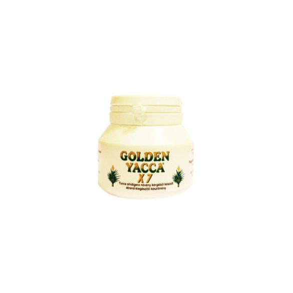 Golden Yacca X7 kapszula