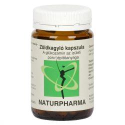 Naturpharma Zöldkagyló kapszula (160 db)