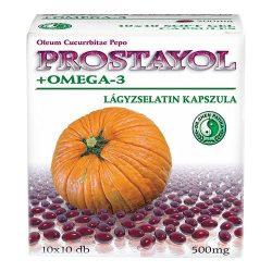 Dr. Chen Prostayol + Omega-3 kapszula (100 db)