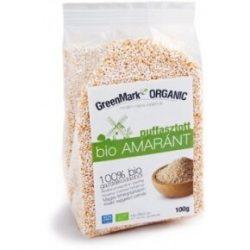 GreenMark Bio amaránt puffasztott (150 g)