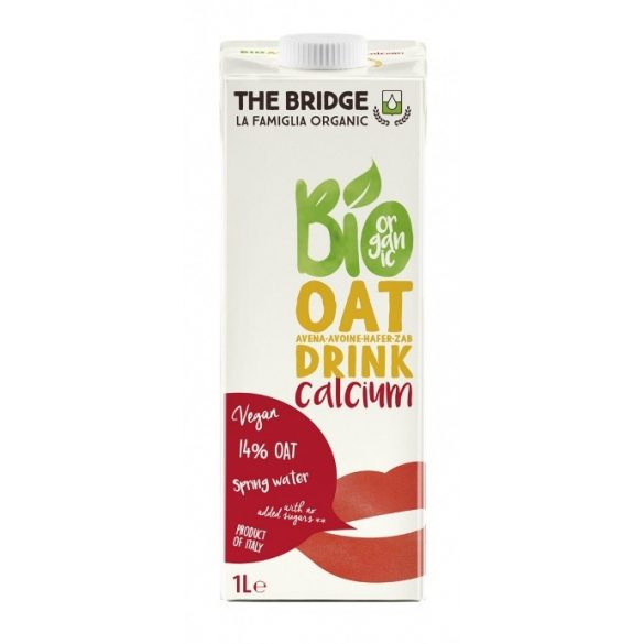 The Bridge Bio Zabital Kálciumos (1000 ml)