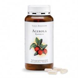 Sanct Bernhard Acerola + C-vitamin kapszula (300 db)